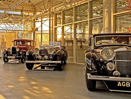 Startseite - Central Garage Automuseum
